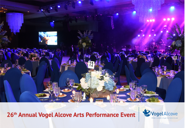 BVA Group Attends 26th Annual Vogel Alcove Arts Performance Event