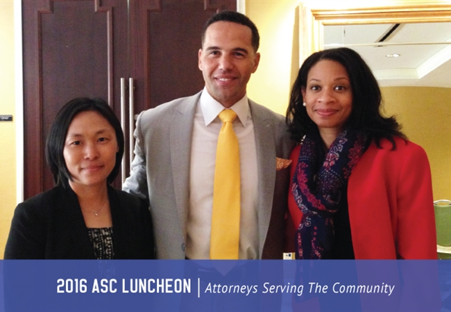 BVA Group Attends 30th Annual ASC Luncheon