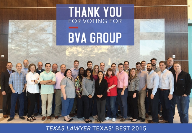 Thank You for Voting for BVA Group