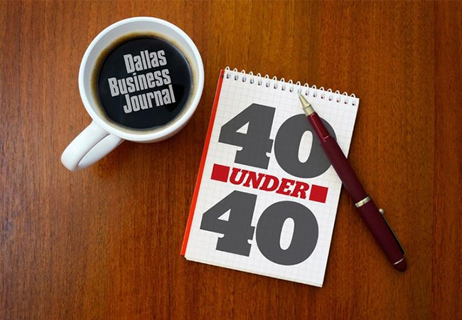 Dallas Business Journal Names Erica Bramer 40 Under 40 Business Professionals