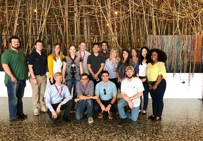 Houston Museum of Fine Arts Provides Creative Oasis for Team BVA